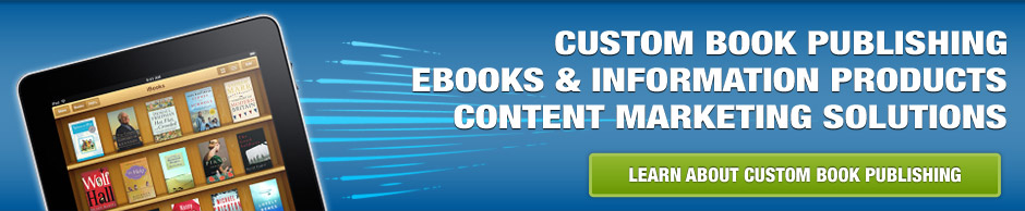 custom book publishing, e-book and information