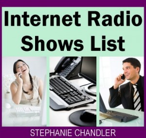 internet radio shows and podcasts list