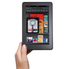 ebook market, kindle fire, and the nook