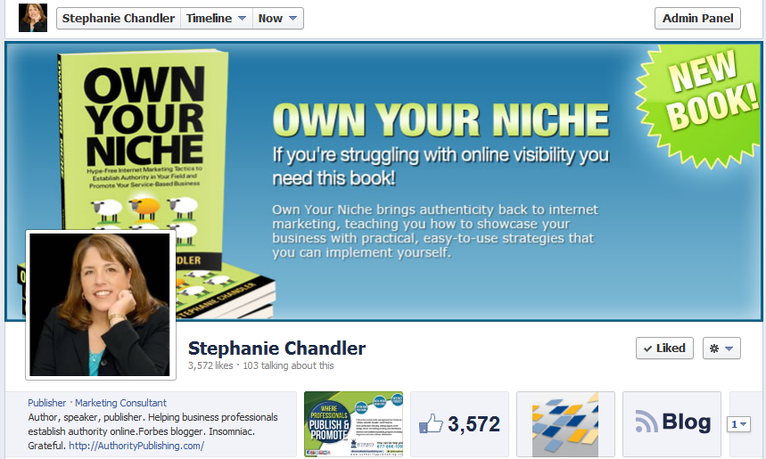 Facebook has strict facebook-business-page