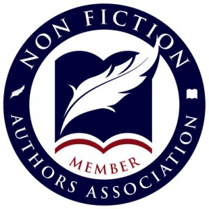 Nonfiction Authors Association member badge