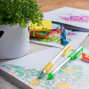 custom adult coloring books from Authority Publishing