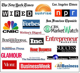 Stephanie Chandler, Nonfiction Book Marketing and Publishing Consultant, has been featured in these media outlets.