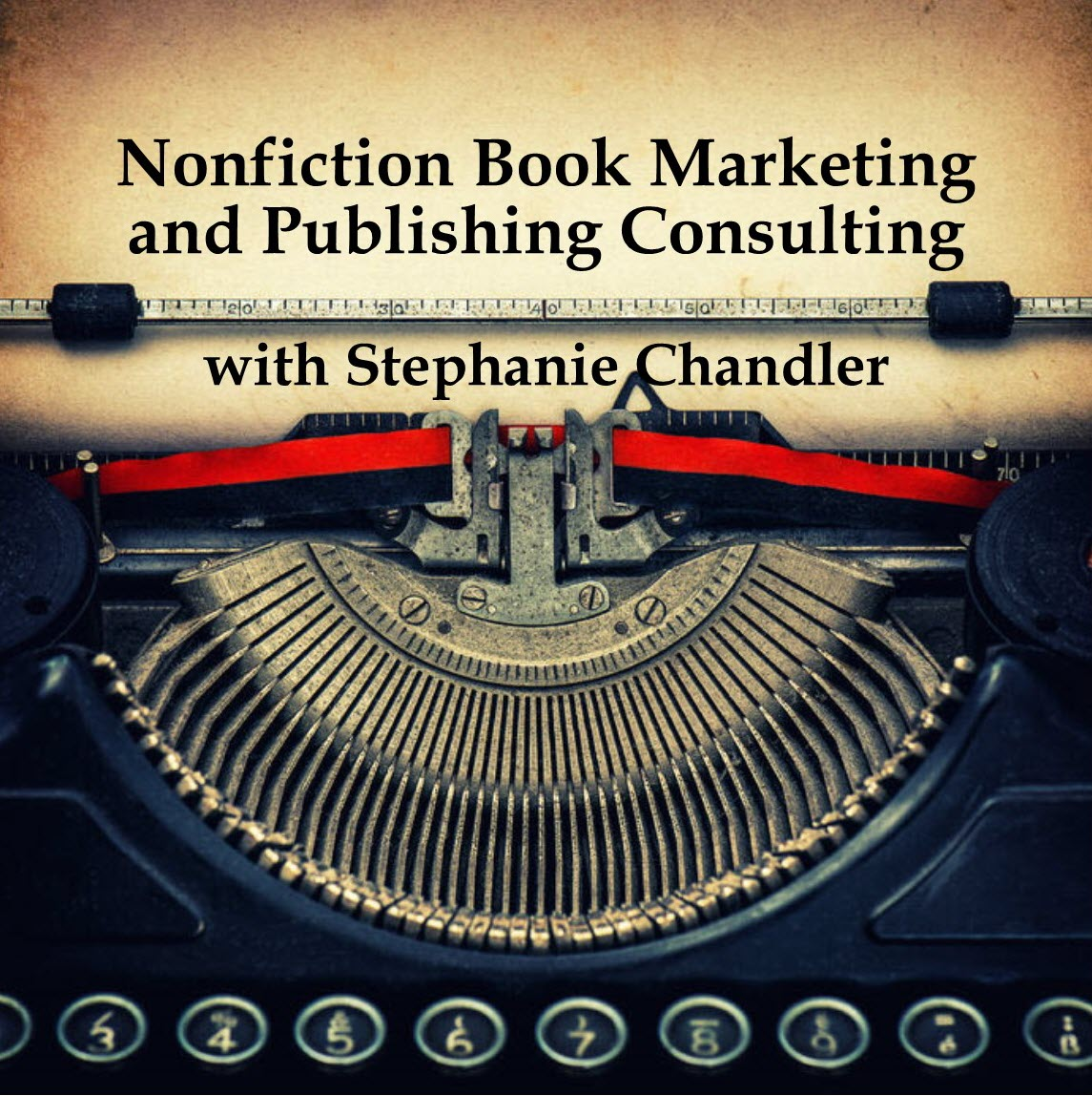 Consulting - Book Marketing
