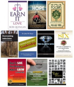 Self-Published Books by Authority Publishing