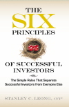 SIX PRINCIPLES OF SUCCESSFUL INVESTORS, AUTHOR: STANLEY LEONG