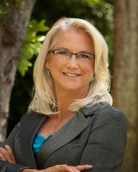 Kim Box, author of Woven Leadership