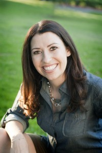 Author Kelli Davis